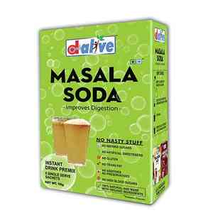 Refined Sugar-Free Masala Soda - Instant Drink Premix