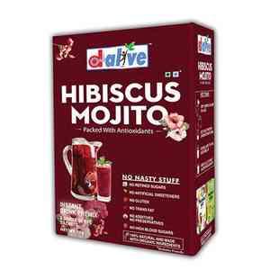 Hibiscus Mojito Instant Drink Premix