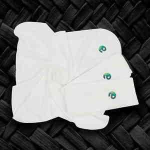 Pack of 3 Recycled Pet Bottle Handkerchief