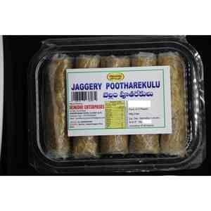 Jaggary Pootharekulu