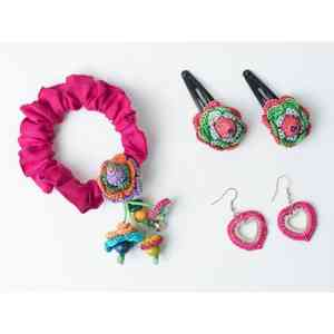 Kids Crochet Accessories