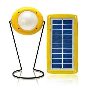 Phone Charging Solar Lamp