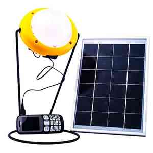 Phone Charging Solar Lantern