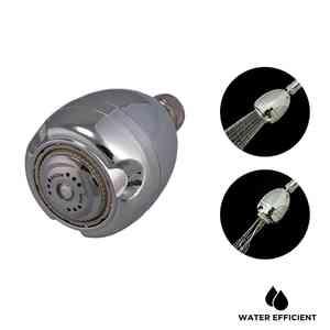 Water-Saving Dual Function Shower Head