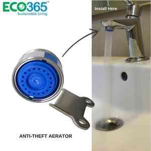 Anti-Theft  Water Saving Shell Tap Adapter