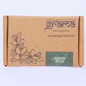 Herbal Neem & Tulsi Soap
