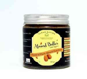 Almond Butter with Jaggery
