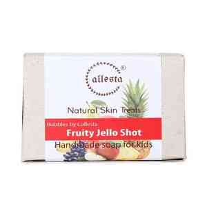 Fruity Jello Shot Handmade Soap