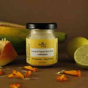 Lemon & Papaya Face Pack