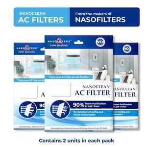 Nanoclean AC Filters