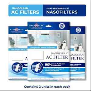 AC Filter & Air Purifier
