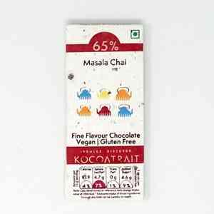 Masala Chai Dark Chocolate