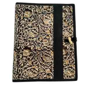 Black Cloth Folder