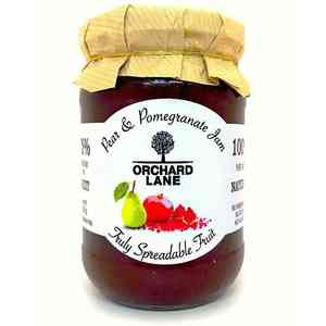 Pear & Pomegranate Jam, 320g