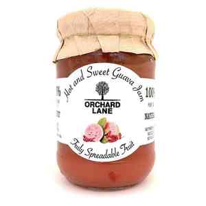 Hot & Sweet Guava Jam