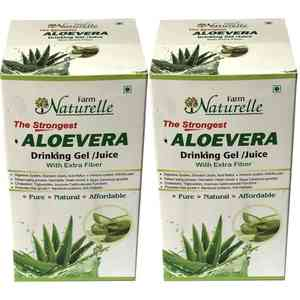 Extra Fiber Aloevera Herbal Juice