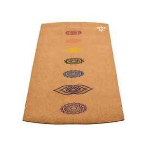 Chakra Cork Yoga Mat