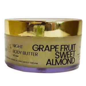 Sweet Almond Body Butter
