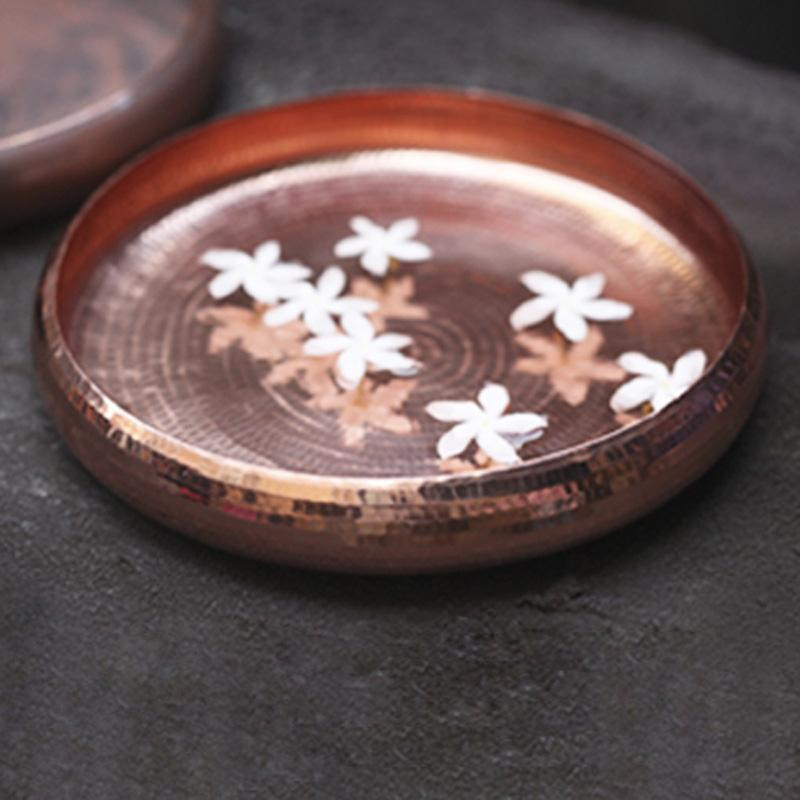 Copper Meditation Vessel