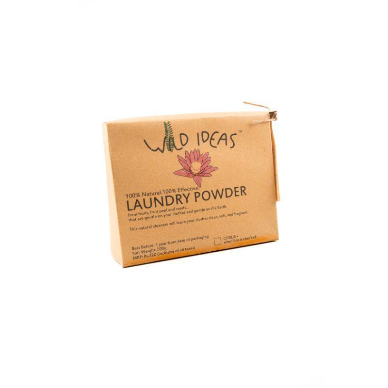 Natural Citrus Laundry Powder