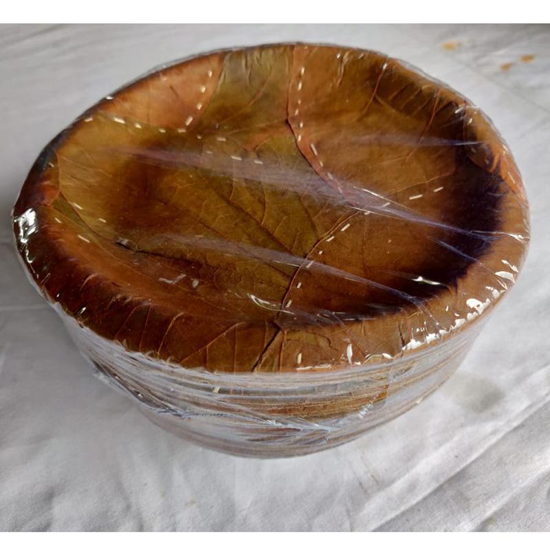 Biodegradable Leaf Dessert Plates