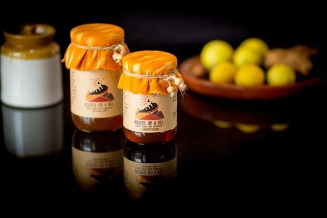 Natural Eucalyptus Honey