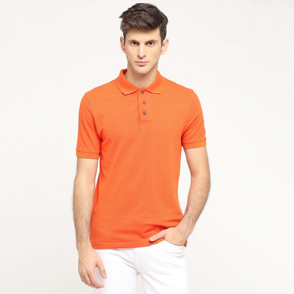 Organic Cotton Polo T-shirt