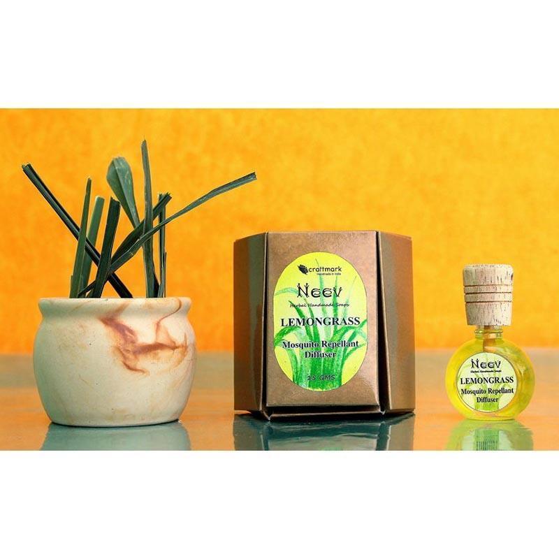 Lemongrass Mosquito Repellent