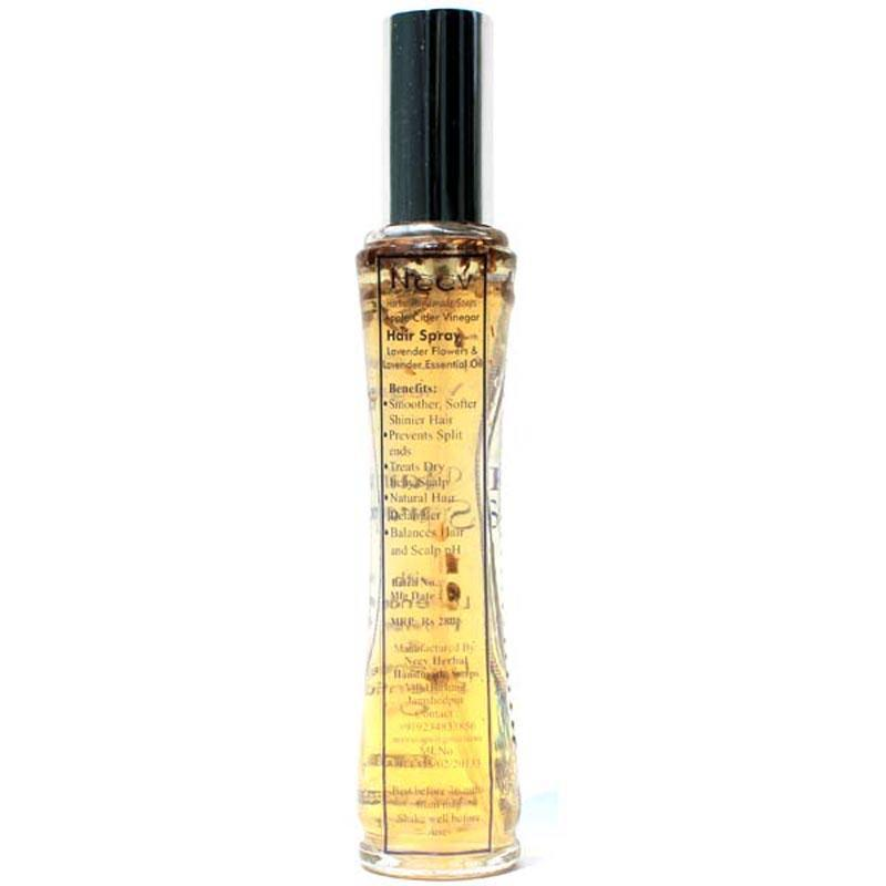 Natural Hair Spray