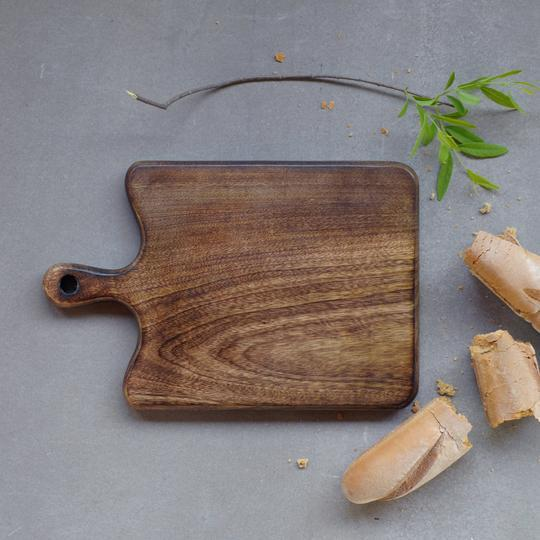Handcrafted Wooden Serving Tray