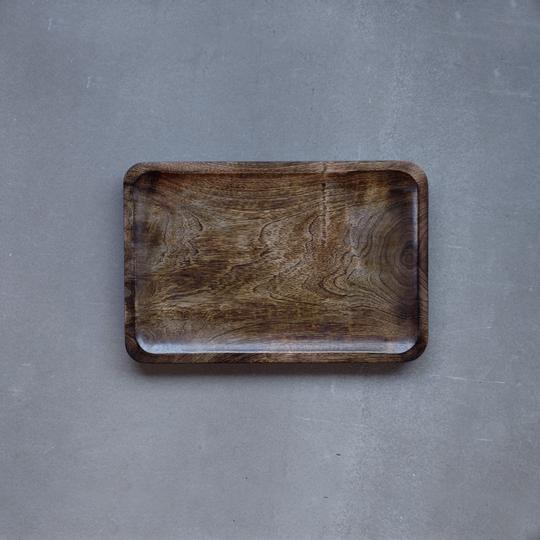 Handcrafted Wooden Breakfast Tray