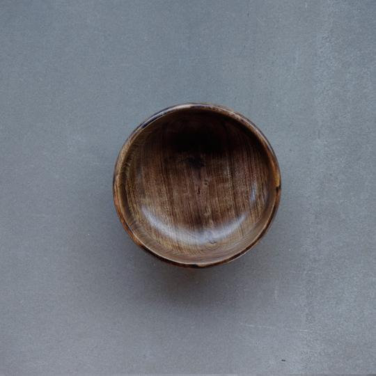 Handcrafted Wooden Salad Bowl