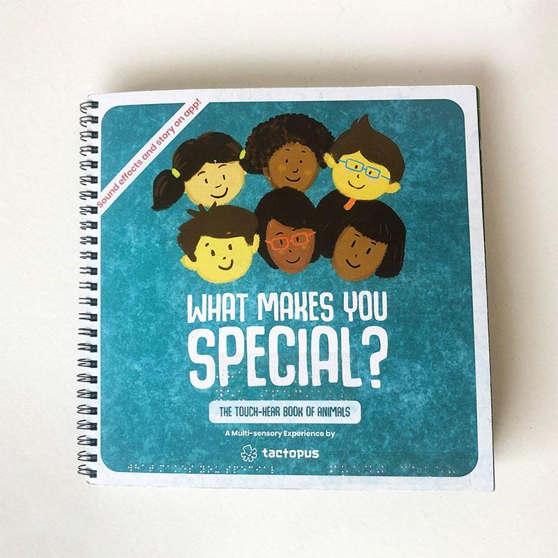 What Makes You Special Book