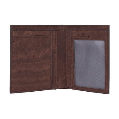 Cruelty Free Cork Fabric Wallet