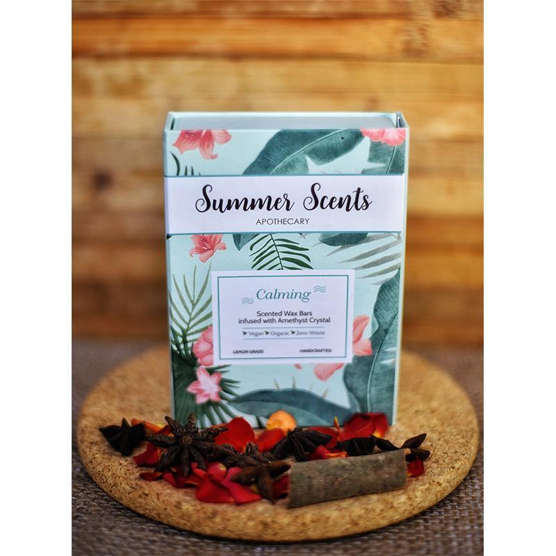 Calming Aroma Scented Wax Bar
