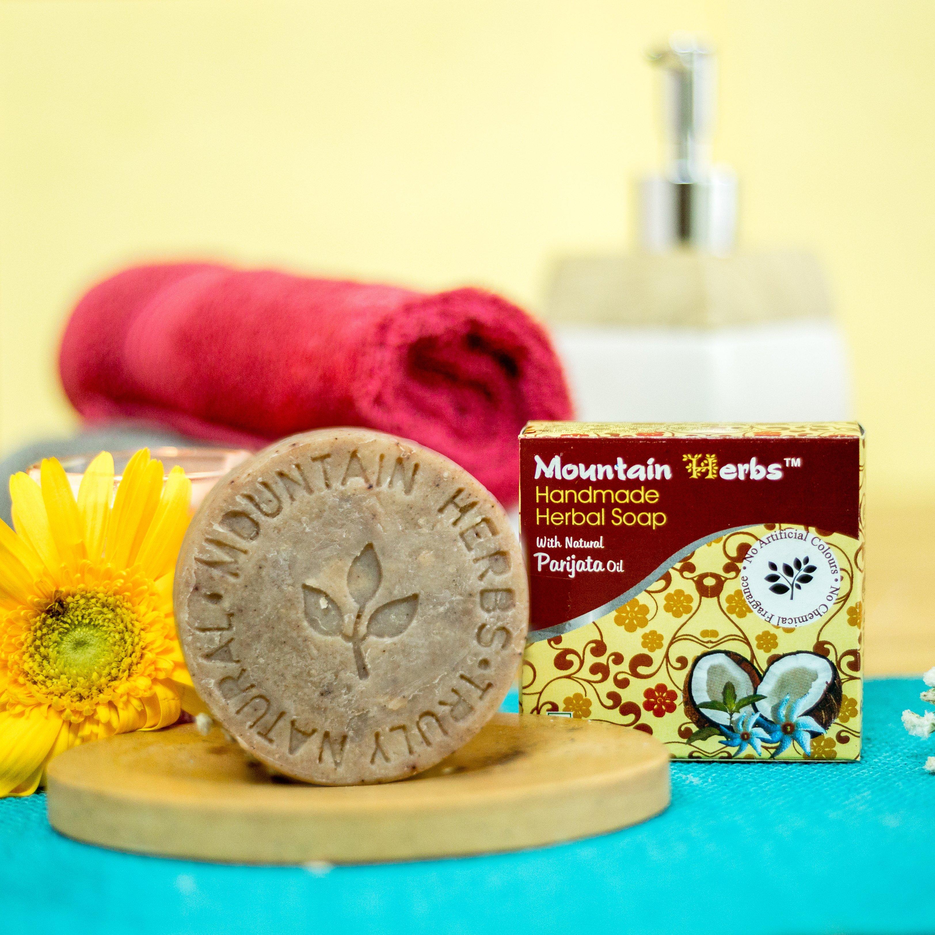 Vegan Aromatic Parijatha Soap
