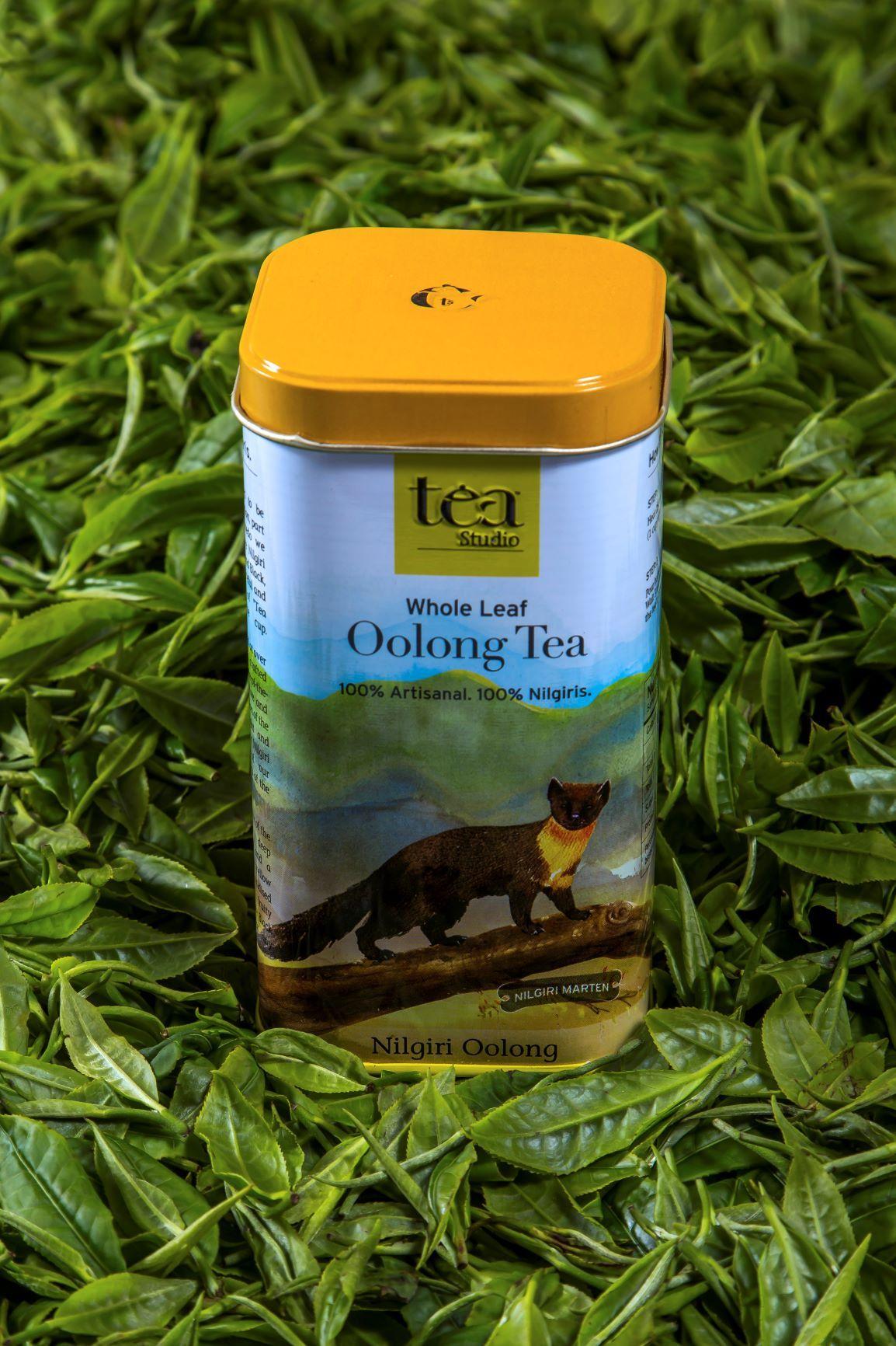 Nilgiri Loose Leaf Organic Tea