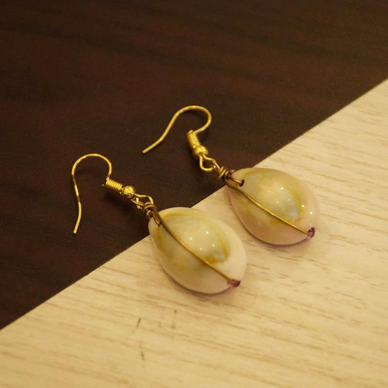 Handcrafted Beads Earrings