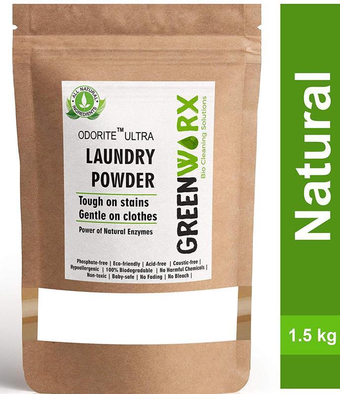 Citrus Laundry Powder