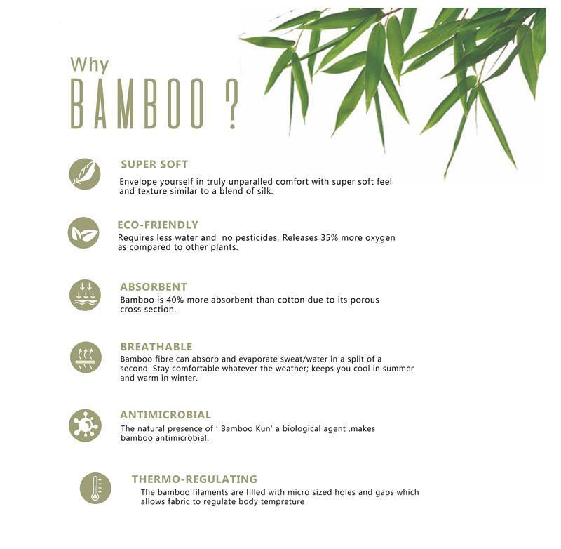 Anti Microbial Bamboo Bath Towel