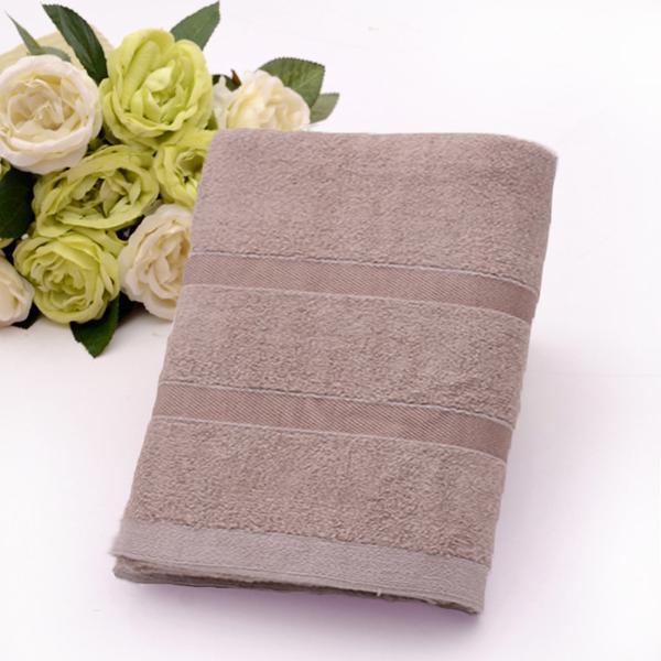 Bamboo Brown Bath Towel