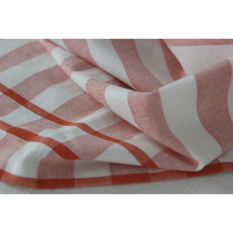 Cotton Flame Stripes Kitchen Towel