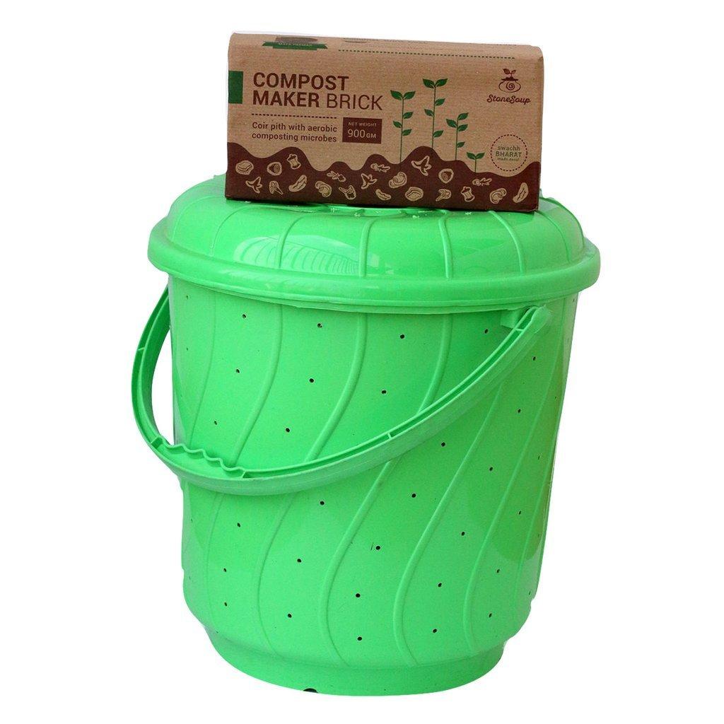 Chutki Aerobic Home Composting Kit