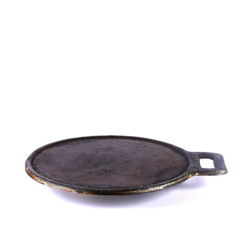 Seasoned Cast Iron Flat Dosa Tawa