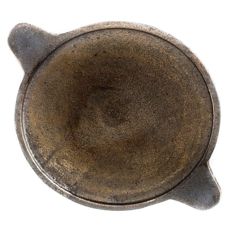 Seasoned Cast Iron Tawa