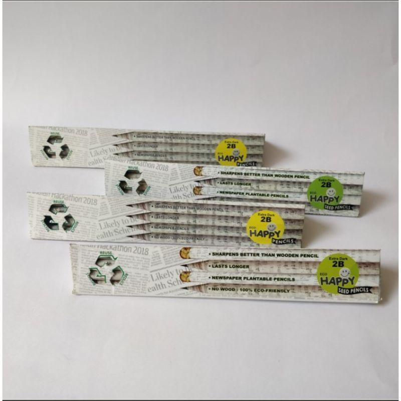 Eco Happy Pencils