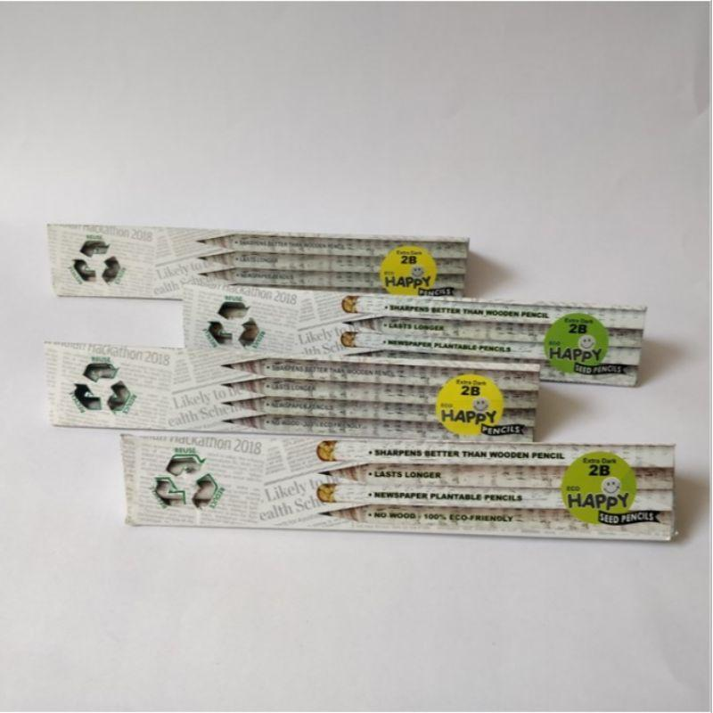 Eco Happy Seed Pencils