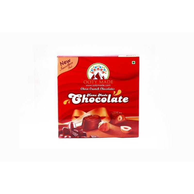 Choco Crunch - Homemade Chocolate