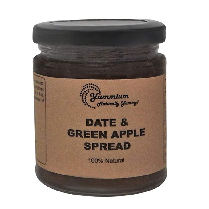 All-Natural Date & Green Apple Spread