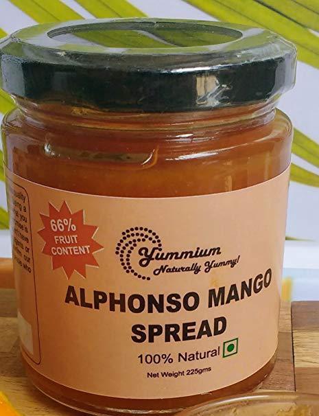 Natural Alphonso Mango Spread
